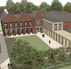 New Sixth Form Centre - opening 2022