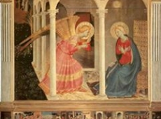 Thought 4 Today - The Annunciation