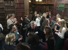 Women in Leadership networking event