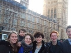 Debating at the House of Lords